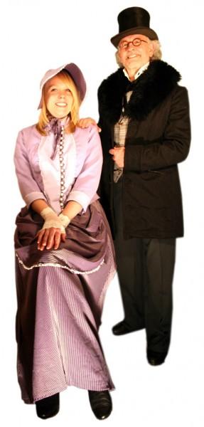 Charles Dickens Paar
