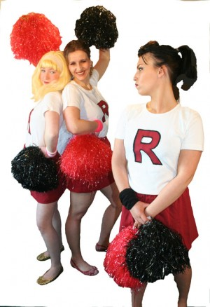 Cheerleader Rydell High Grease