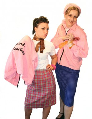 Grease Pink-Ladies