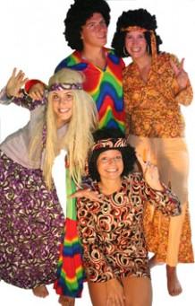 Hippie Groep