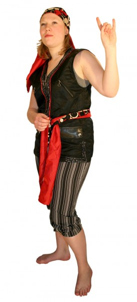Piraat Vrouw