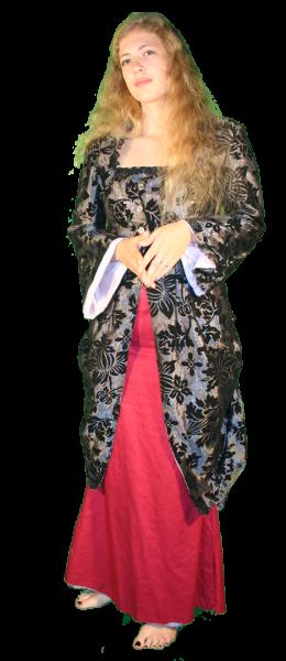 Charles Dickens kostuum