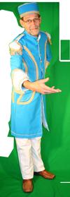 Piccolo Blauw