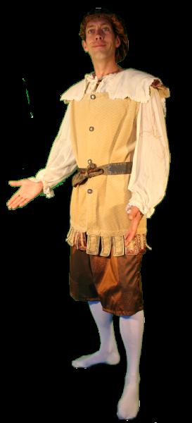 Middeleeuws Man