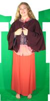 Charles Dickens Arm Volk Kostuum