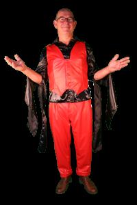 Musical 3 musketiers kardinaal kostuum