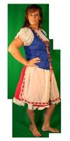 Oostenrijkse Dirndl Kostuum Huren Landen