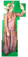 Charles Dickens kleding vrouw huren