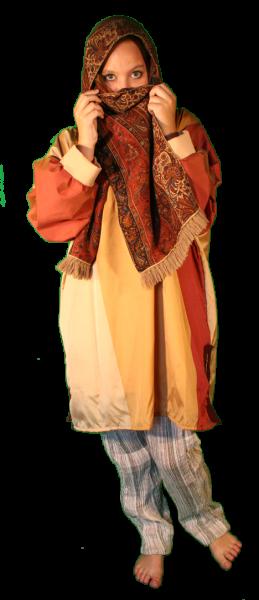 Landen Oosters Aladin Djelleba