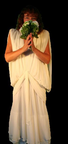 Jurken Bruidsjurk Theatraal AttiQ Kledingverhuur Kostuum Huren