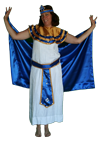 Bekende personen Cleopatra kostuum huren AttiQ kledingverhuur
