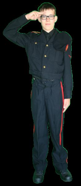 Uniform Mariniers Alleen Theatraal gebruik verhuur