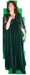 Middeleeuws Dame AttiQ kledingverhuur Zaltbommel