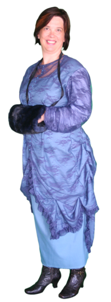 Charles Dickens Kostuum Huren AttiQ Kledingverhuur Zaltbommel