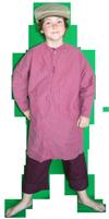Middeleeuws kostuum kind huren doe je bij AttiQ Kledingverhuur