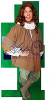 Historische Personen Christiaan Huygens Kostuum huren 1267