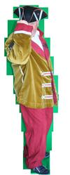 Western - Piraten kostuum huren 301