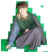 Charles Dickens kind kostuum 1238