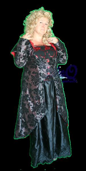 Charles Dickens Kostuum huren AttiQ 540