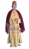 Historisch persoon Euclides kostuum huren 1275