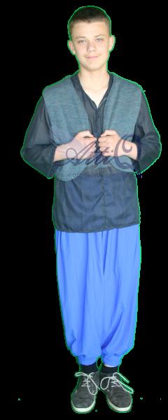 Middeleeuws kostuum huren AttiQ Kledingverhuur 1019