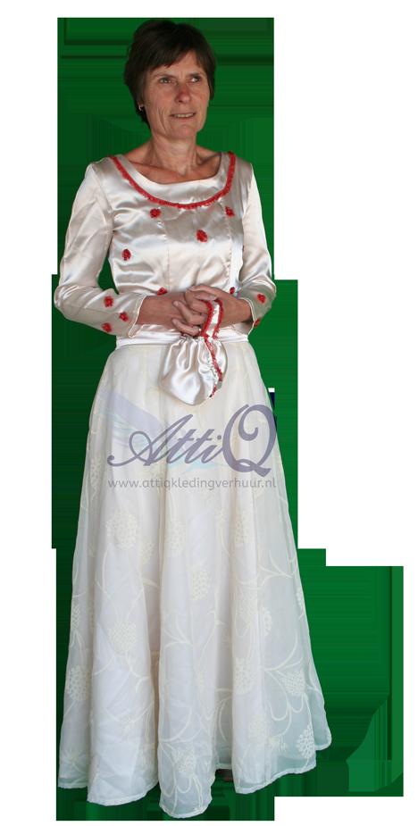Bruidsjurk Attiq Kostuum Huren 224