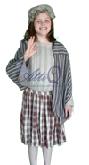 Kind kostuum arm Charles Dickens 1235 AttiQ Kledingverhuur