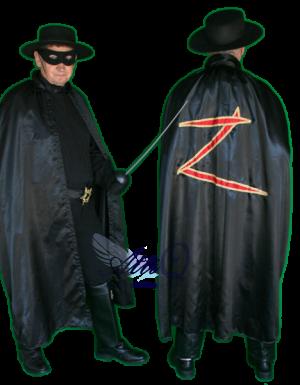 Bekende Personen Zorro 1351