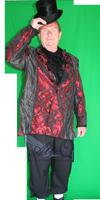 Middeleeuwen - Middeleeuws kostuum heer 505 kleding verhuur