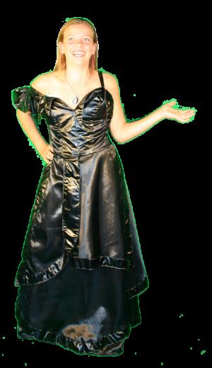 Musical Gothic kostuum 1086