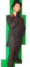 Charles Dickens kostuum man huren AttiQ Zaltbommel 489