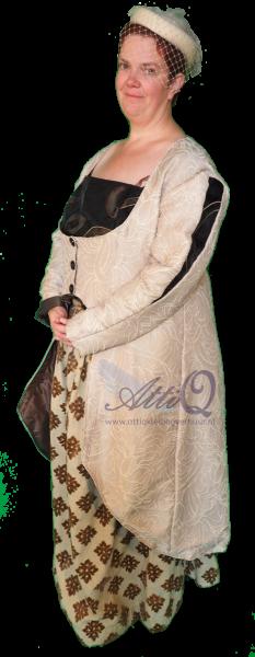 Charles Dickens kostuum huren dame 539