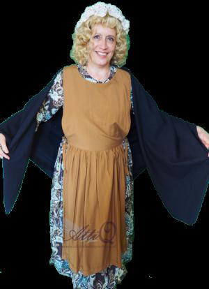 Charles Dickens kostuum huren dame 530