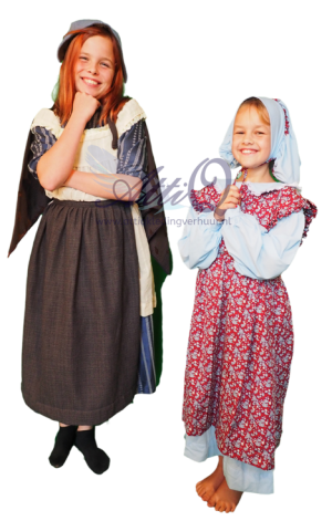 Charles Dickens Ot en Sien kostuum 1256 1388