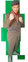 Charles Dickens Man kostuum huren 1604