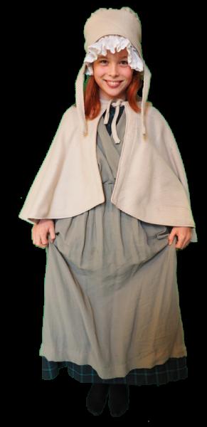 Charles Dickens kostuum huren 491