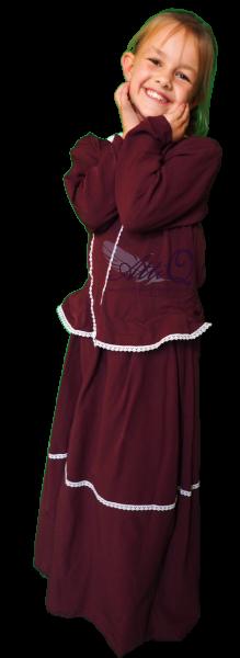 Kinder kostuum rijk Charles Dickens 563