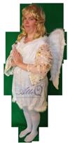 Sprookjes Engelen Jurk 1606