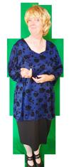 Gala rok gala blouse huren 1593 1182
