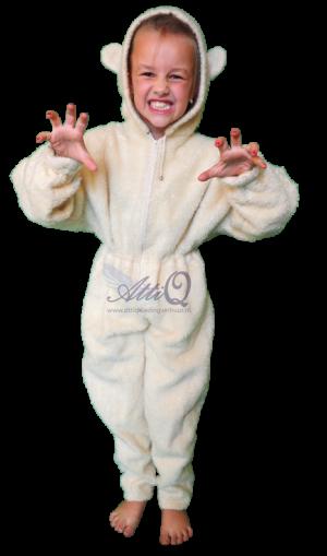 Kinderen kostuum huren 1353