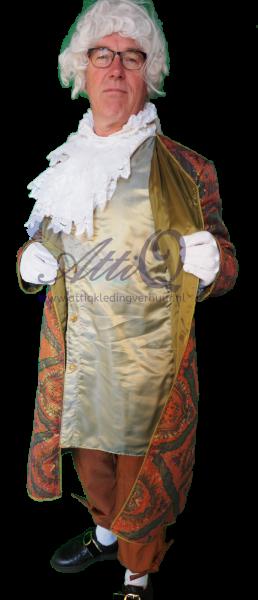 Barok kostuum 1611