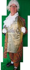 Charles Dickens Barok kostuum 1611