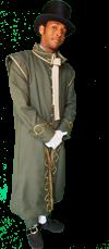 Charles Dickens Kostuum AttiQ Kledingverhuur 819
