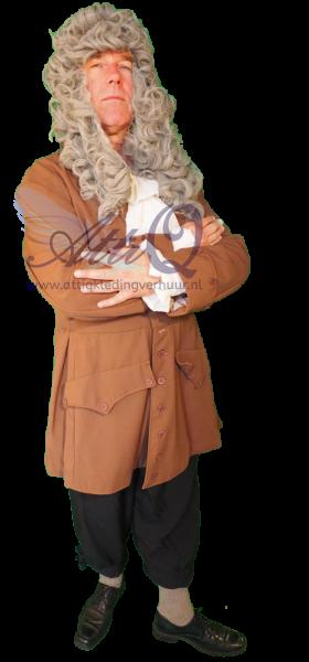 Historische personen Isaac Newton Kostuum huren 1264