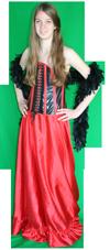 Gala Bustier en rok huren bij AttiQ 1292