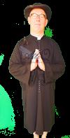 Religie 1419 Priestergewaad huren