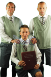 Uniformen kostschool jongens 1165 1166 1167
