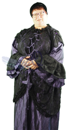 grote maten gothic kleding