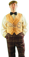Charles Dickens Kostuum 511