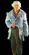 Charles Dickens Scrooge Geest Kostuum huren 517
